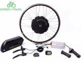 Pedel verde 29pulgadas ruedas eléctrico del motor de 1000W Kit de bicicletas