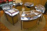 رفاهية مجوهرات متجر عرض طاولة