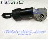 48V 180W 88rpm elektrischer PMDC Endlosschrauben-Gang-Antriebsmotor auf Selbstschweißens-Gerät