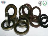 China NBR/FKM esqueleto exterior tipo de labios de los sellos de aceite