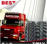 China Venta caliente neumático de camión pesado 11r22.5 fabricante de neumáticos