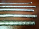 Résistance à la chaleur des matériaux de tuyau flexible en acier inoxydable/manchon