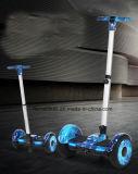 10インチのチューブレスの電気自己のバランスのスクーター