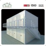 Het prefab Modulaire Huis van de Container voor het Kamp van de Arbeid met Keuken/Toilet