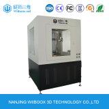 Impressora 3D Desktop enorme de Fdm da máquina de impressão 3D do único bocal
