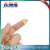 Tag RFID d'à haute fréquence d'ISO/IEC 14443A avec supportable à hautes températures