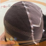 Base del merletto tutta la parrucca registrabile della protezione dei capelli umani (PPG-l-0808)