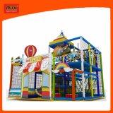 Дешевые цены на детей в коммерческих игровая площадка для установки внутри помещений
