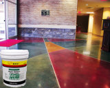 Vernice a resina epossidica resistente del pavimento del tempo ecologico di buona qualità