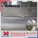 幅1m~4m Frの温室のためのアルミニウム陰スクリーン
