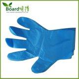 Устранимые перчатки LDPE, пластичные перчатки полиэтилена, перчатки PE
