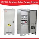 fuente de alimentación de la Sistema Solar 48VDC para la base Telecom Station-Shw48400