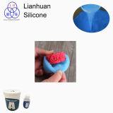 Moulage de silicium de RTV 2 pour les savons fabriqués à la main d'art et des bougies de moulage
