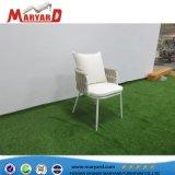 Insieme pranzante esterno del sofà della fabbrica di Seaters del giardino 8 della mobilia di vendita della corda calda del patio