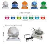 Faible bruit Aromic Rainbow LED plus frais d'air
