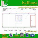 Structure en acier contenant des maisons pour dortoir/faible coût de la chambre de conteneur/sur mesure Maison de conteneurs préfabriqués vivant au Kazakhstan