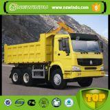 Rueda de Sinotruk HOWO 10 20 toneladas de 6X4 de carro de vaciado