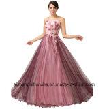 Elegante chinesische Luxuxform-reizvolles schönes Hochzeits-Kleid