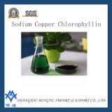 ملوّن - صوديوم نحاسة [كوروفلّين] مسحوق