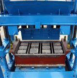 Máquina oca concreta manual do bloco Qt4-35/máquina fatura de tijolo