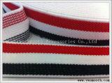 Многоцветные тканого широкий высокое качество эластичные ленты для одежды
