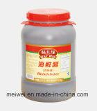 La salsa hoisin 6.5kg de alta calidad en el tambor de plástico
