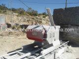 Machine à scie à fil 55kws / 75HP pour grès en marbre granit Traversée en onyxage en pierre