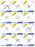 ODM/OEM modificó de aluminio para requisitos particulares a presión los dispositivos ligeros de las piezas de automóvil de los muebles de la fundición