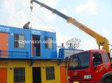Los paneles incombustibles del bachillerato inferior de la paga plegables la casa prefabricada/prefabricada móvil
