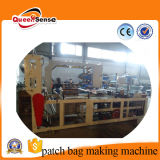 Le PEHD PEBD SAC SAC Patch Carieer Film Making Machine