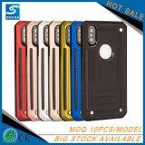 De mobiele Telefoon beschermt Shell voor iPhone X
