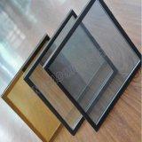 Niedriges-e ausgeglichenes doppeltes glasig-glänzendes aufbauendes Glas