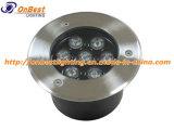 Gutes Tiefbaulicht 7W LED des Preis-LED in IP67