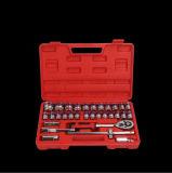 Ручные инструменты высокого Quanlity 32ПК торцевой гаечный ключ,