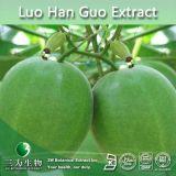 0 열량 자연적인 감미료 Luo 한 Guo 추출 50% Mogroside v 의 수도사 과일 추출