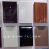 Kitchen Furniture (ZHUV 공장)를 위한 Glossy 녹색 UV MDF Board