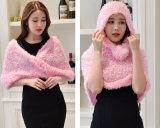 20 cores moda mulheres multifunção lenço Mágico Felpudas elástica