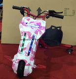 リチウム電池360度の電気Tirkeのスクーター