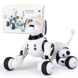 [رموت كنترول] إلكترونيّة ذكيّة وتربويّ الإنسان الآليّ كلب لعبة مع يمشي ويرقص