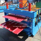 機械を形作る屋根ふきシートの二重層の屋根ふきシートロール