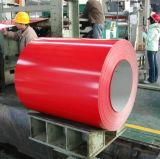 A bobina de PPGI/PPGL Prepainted a bobina de aço galvanizada /Prepainted de alumínio