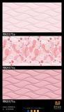 azulejos de la pared de la inyección de tinta de Emossed de la relevación de 300X600m m