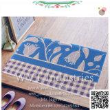 Дружественность к окружающей среде ПВХ Doormat Non-Slip коврик Коврик для ввода напольный коврик Коврик в ванной комнате Китая с хорошей репутацией производителя