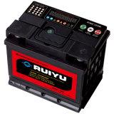 12V DIN62 Mainterance freies Leitungskabel-saure Autobatterie