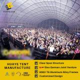 5000m² de alumínio grande desporto tendas para Sport Hall Finalidade