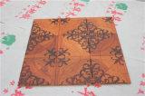 セリウムの証明の自然な純木の寄木細工の床床