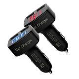도매 이중 USB 이동 전화 휴대용 전시 차 충전기