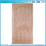 El panel profundo de la puerta de Sapelli HDF del apartamento de Norteamérica del diseño
