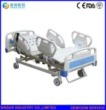 L'équipement médical électrique de luxe ABS Ajustable lit d'hôpital multifonctionnelle