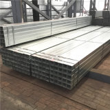 ASTM A500 galvanisierte quadratische Stahlrohre des Grad-B Kohlenstoff für strukturelle Anwendungen